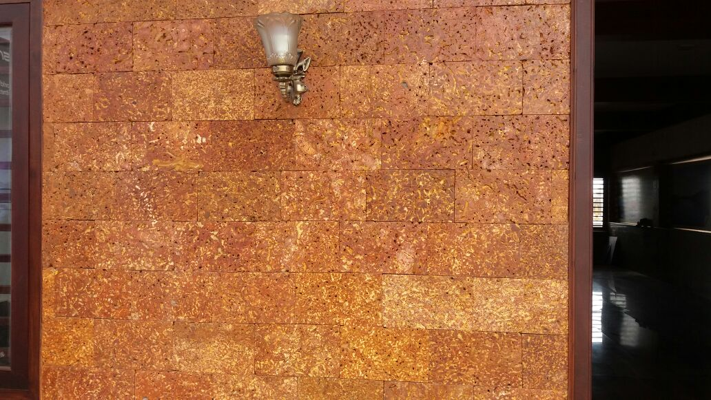 Laterite Stone Wall Cladding Tiles Bricks And Blocks Producer India