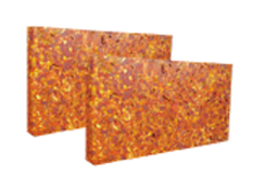 Orange Laterite Stone Wall Cladding Tiles