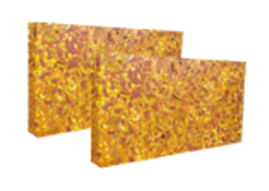 Yellow Laterite Stone Wall Cladding Tiles